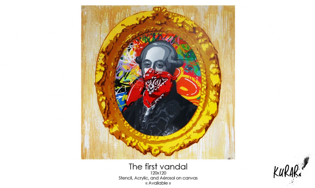 The first vandal